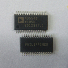 AD5546BRUZ-REEL7 AD5546 Current Output, Parallel Input, 16-/14-Bit Multiplying DACs with 4-Quadrant Resistors