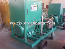 WLQ Series 50/100 high pressure water jet washer(Driven by Motor)