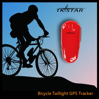Bicycle GSM/GPRS TK305 GPS Mini Hidden Bike Tracker GPS305 Quad Band Real-time Tracking Support Sim Card