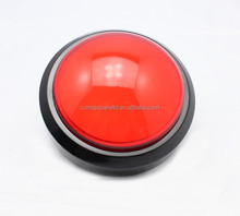 Red Yellow Blue Green White spring push buttons game push button