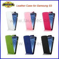 For Samsung Galaxy S3 I9300 PU Leather Cover Wallet Flip Case Laudtec
