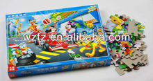 Cheap mikey mouse cartoon jigsaw puzzle wholesale