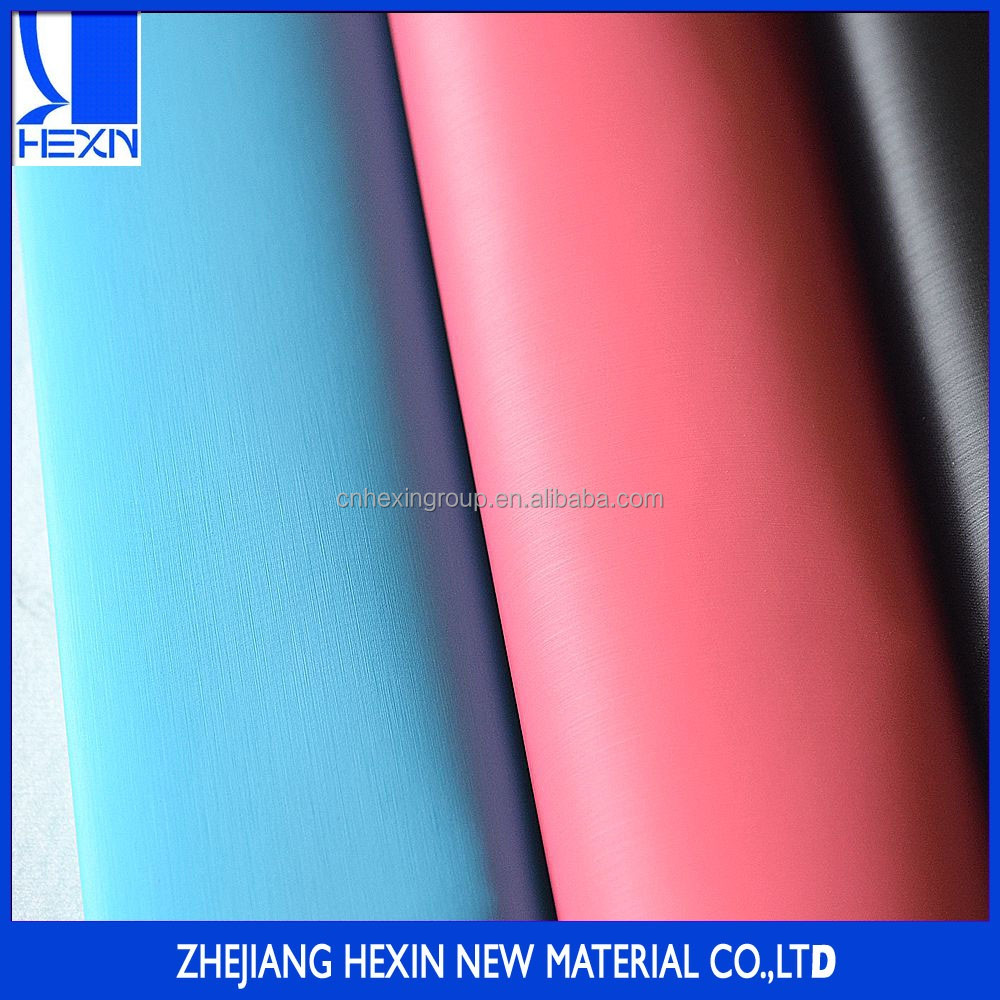 Fashion new design colorful 0.4mm pu film artifical leather for casual shoes and outdoor shoes