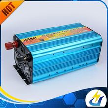 low price 110v/220vac 12V 24V DC to AC 110V 220V 2000W dc to ac stackable inverter pure sine wave
