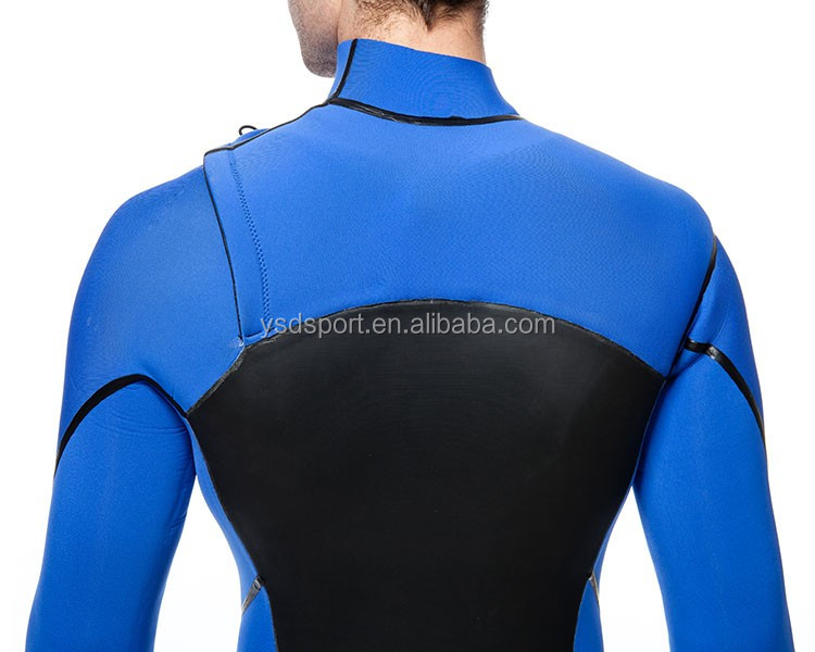 Neoprene men super stretch diving wetsuit