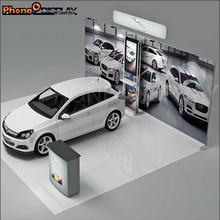 2017 united states automobile event trade show booth