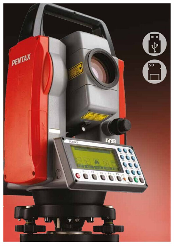 Pentax R-423VN Types of Total Station with Reflectorless 400m