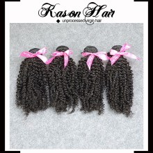 Top Quality Kinky Curly Natural Raw Virgin Ndian Remy Hair Reviews For Kason Hair Company Hot Selling