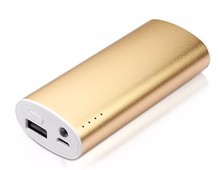 Fast charger 8800 mah power bank with Samsung 18650 Li-ion battery