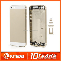 100% Perfect Fit For iPhone 5s Cover Housing, For iphone 5s Back Cover, For 5s iphone housing