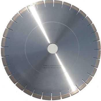 "350mm 400mm 450mm 14"" 16"" 18"" Diamond Bridge Saw Blades for Granite Cutting"