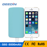 Geedin home easy carry promotional gift portable power bank