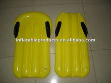 Kids inflatable surf rider with handle