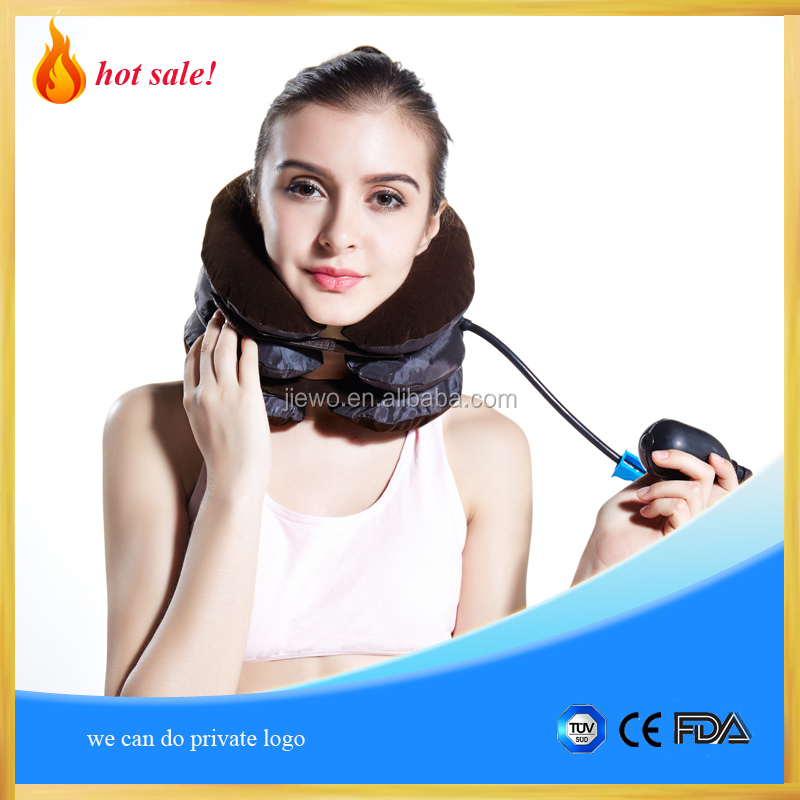 Home Medical Equipment Neck traction device / car neck pillow / inflatable cervical collar