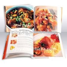 professional food menu printing service factory in shenzhen