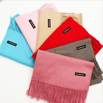 Wholesale High Quality Imitation Cashmere Scarf