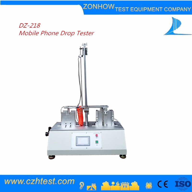 Fall Ball Impact Fatigue Testing Machine for plastic / ceramic / glass fiber