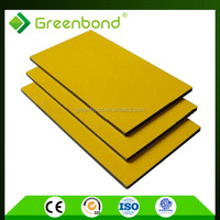 Greenbond CE certification lightweight concrete exterior wall panel building materials