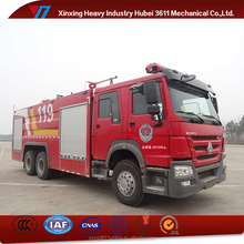 Top Hot Selling Hot Sale Dry Powder Foam Combination Truck Type Of Fire Fighting Rescue Truck Factory Sale