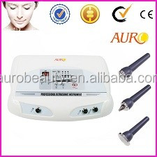 AU-8205 Salon use Super useful Facial massager and Skin tighten ultrasonic physiotherapy equipment