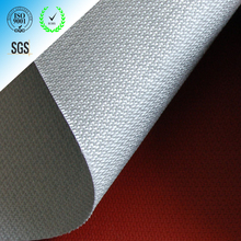 High tensile strength flame & chemical resistant silicone fiberglass cloth