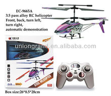 3.5 pass alloy RC helicopter