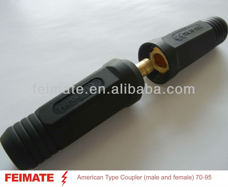 American type cable joint coupler