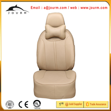 Jourm fashionable promotional leather material car seat cover