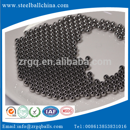 high quality small size carbon steel ball with best and low price