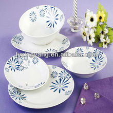 LY-S 19pc acrylic dinnerware, acrylic tableware 19pcs , acrylic tableware wholesalers
