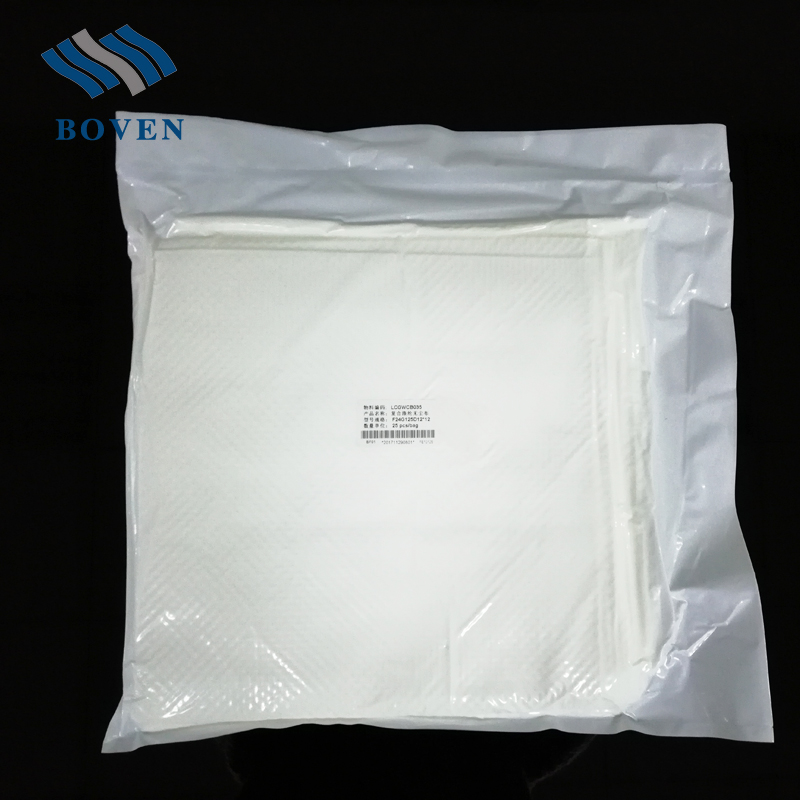 100% Polyester 2 Ply Cleanroom Wiper 230gsm 9x 9inch Class 100   Laser Sealed EdgeClean Wipe colth