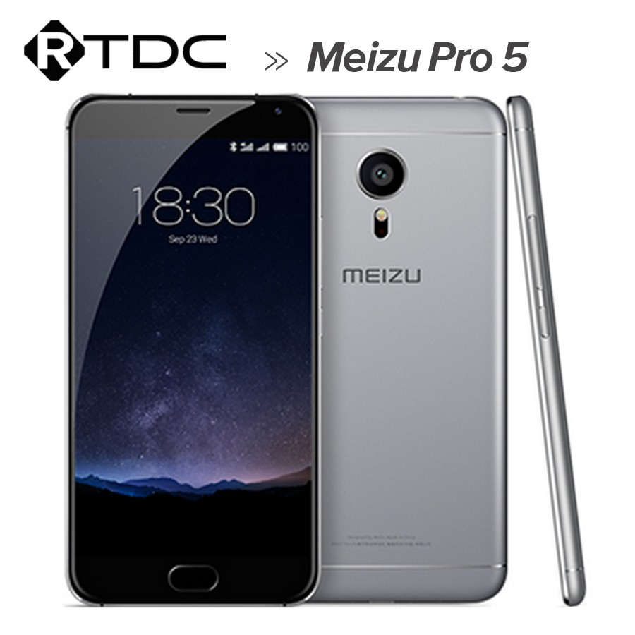 Wholesale meizu pro5 4G LTE smart phone Exynos 7420 octa core 5.7 inch 21mp 32/64gb ROM phone