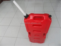 High Quality plastic spare petrol tank 20L fuel Plastic Drum for Vehicle
