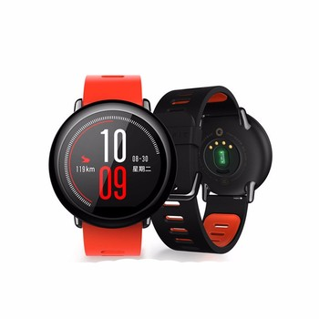 Xiaomi Huami Amazfit Sport Watch Real time GPS Heart Rate Monitor Pulse Ceramic Bluetooth 4.0+ Wi-Fi Smart Watches