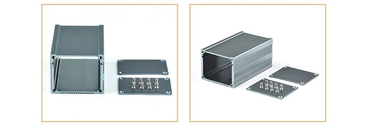 Customized Extruded Aluminum Enclosure