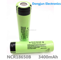 Road Lamp Battery for Pana-sonic NCR18650B Lithium Ion battery,4A high discharge current