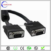 HD15 High Resolution Monitor VGA Cable 60cm
