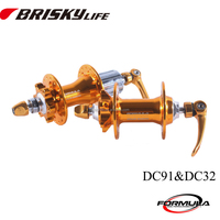Bikes hubs for mountain bicycle with disc brake