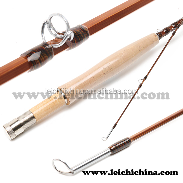 Wholesale bamboo fly rod for fishing buy bamboo fly rod for Bamboo fishing poles