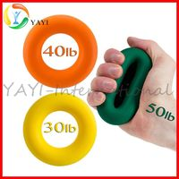 Silicone Ring Hand Grip Trainer