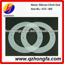 Manufacture of Food Grade Silicone Seal (SCS-002)