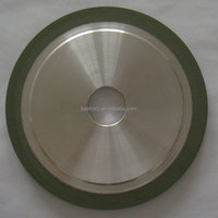 vitrified bond diamond bruting wheel for PCD, PCBN inserts