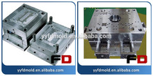 die casting plastic injection mold pvc extrusion plastic injection tooling