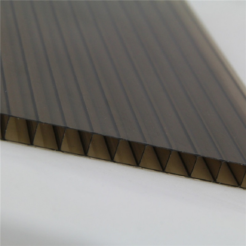 XINHAI hollow/solid polycarbonate sheet life expectancy