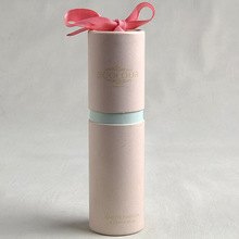 Beautiful iridescent paper tube, pearl paper tube for decorations packaging