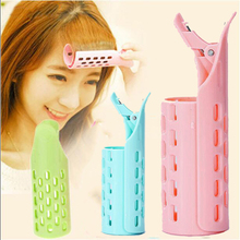 Magic Hairy Bangs Hairpin /DIY Plastic Hair Roller /Hair Curlers