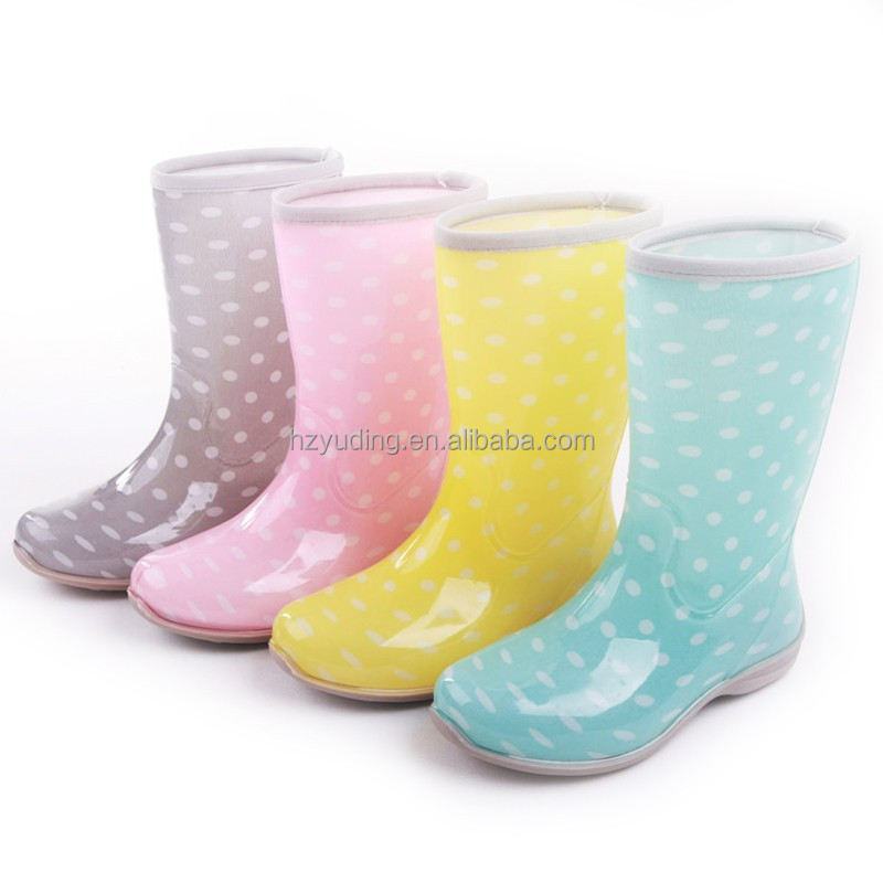 Fashion Women Gumboots Rain Boots Shoes Product On Alibaba Com