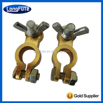 Heavy Duty Stainless Steel Trucks Battery Terminals/Brass Terminals