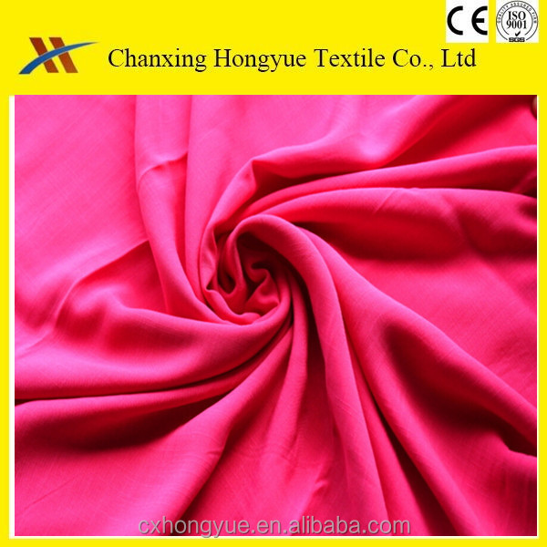 microfiber polyester dyed or printed pongee fabric for home tetile/so many designs