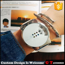 China wholesale newest cheap China custom logo digital watch for men and women